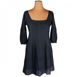 Topshop - Gypsy Cotton Dress  Sz. 10