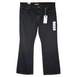 Levi's - 515 Mid Rise Stretch Bootcut Jeans Sz. 16 S