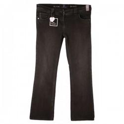 River Island - Sexy Bootleg Black Stretch Jeans Sz. 16 R