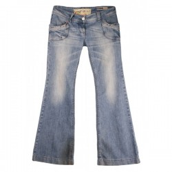 River Island - Skinny Flare Jeans Sz. 12 R