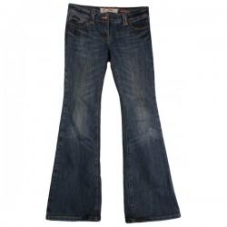 River Island - Skinny Kick Flare Jeans Sz. 12 L