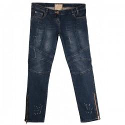 River Island - Designer Biker Jeans Sz. 14 S
