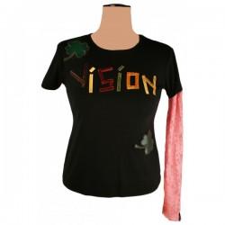 Miss Sixty - Vintage Vision & Lace Top Sz. 12
