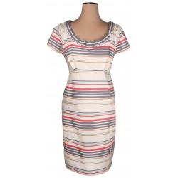 Joules - Classic Macee Stripe Dress Sz. 16/needs new pics