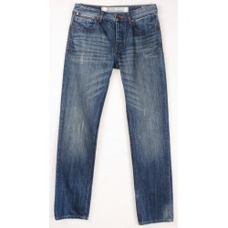 Superdry - Lumber Mill Straight Fit Jeans 30 x 32