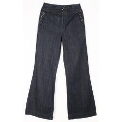 Karen Millen - High Waist Flare Leg  Jeans  Sz. 10 R