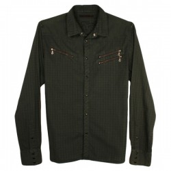 Levi's -  Dissaffected Western Pop Button Shirt  Sz. L