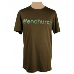 Fenchurch - Green Crew Neck T-Shirt  Sz. L