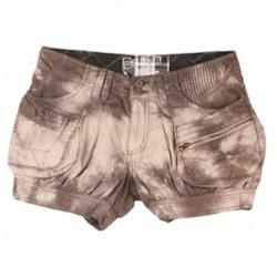 Baker & Brown - Designer Balloon Tie Dye Shorts  Sz. 12