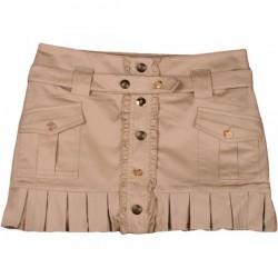River Island - Military Style Ruffle Skirt  Sz. 12