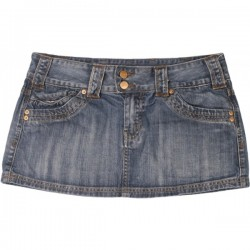 Bench - Denim Mini Skirt  Sz. 12