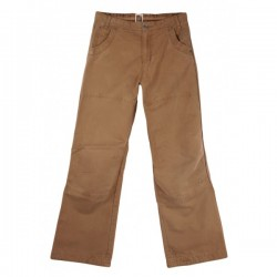 Fat Face - Straight Fit Tan Trousers 13 yrs