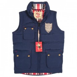 Joules - Jnr. Jim Bodywarmer Gilet Jacket  6 yrs