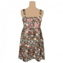 Topshop - Laura Floral Sun Dress  Sz. 8 - 10